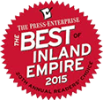 The Press Enterprise - The Best of Inland Empire 2015