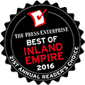 The Press Enterprise - Best of Inland Empire 2016